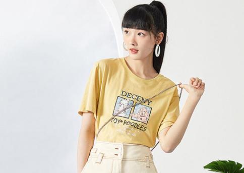 【T恤定制】企业T恤定制选择哪种面料合适